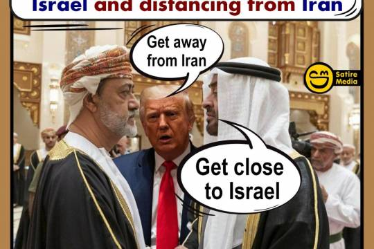 US and Emirates pressure on Oman to normalise relations with Israel and distancing from Iran