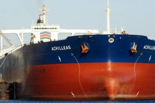 US seeks to seize oil tanker after alleging it is carrying Iranian crude oil