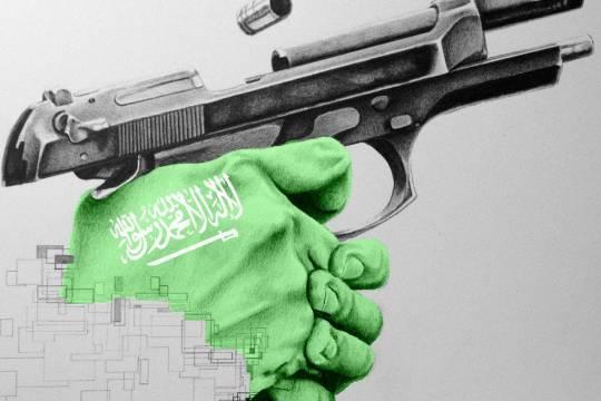 46%of U.K's arm sell is to saudi arabia