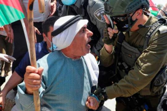 The Islamic Radios &Television Union has issued a statement condemning the Zionist regime's crimes against the Palestinian people