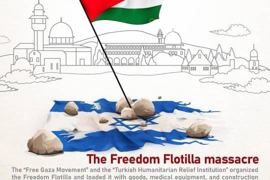 The Freedom Flotilla massacre 3