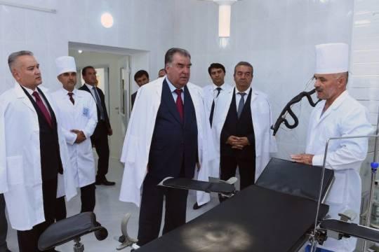 Tajikistan's Inconvenient Truth: Authorities Hide COVID-19 Cases