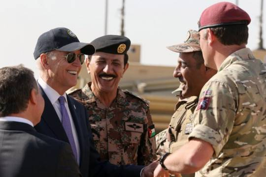 Amid difficult decisions in the Middle East, Biden hosts Jordan's monarch