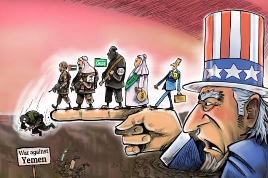 Saudis caught in American quagmire