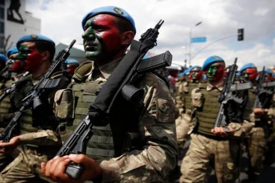 Erdogan Escalates Turkish Military Campaign in Northern Iraq