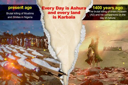 Every Day is Ashura and every land is Karbala 6