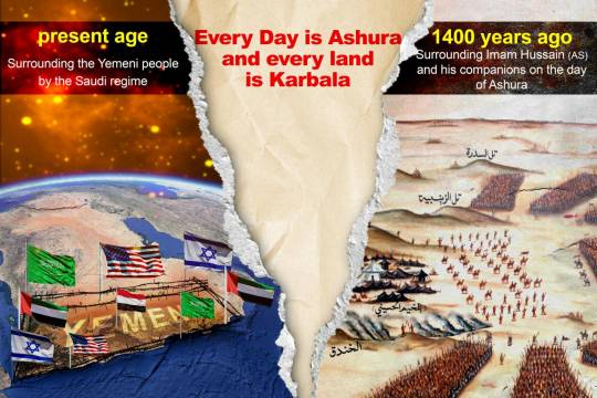 Every Day is Ashura and every land is Karbala 5