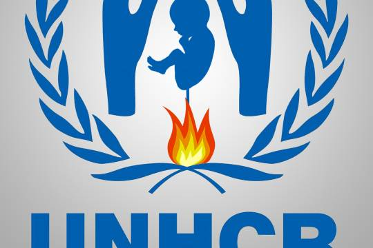 Collection of posters: The UN Refugee Agency