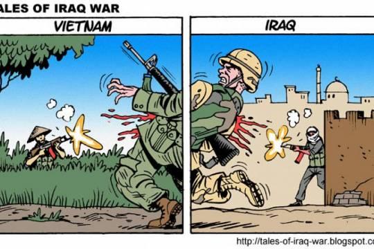 Tales of US war