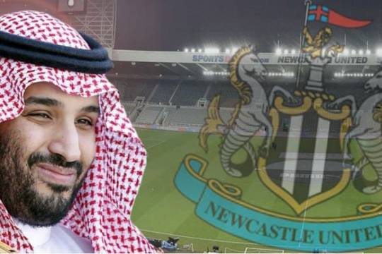 Is Saudi Arabia's acquisition of Newcastle causing the British government to abandon interest in human rights?