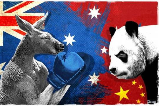 'Gum stuck to China's shoe': Will AUKUS place Australia in the crosshairs of a Chinese nuclear attack?