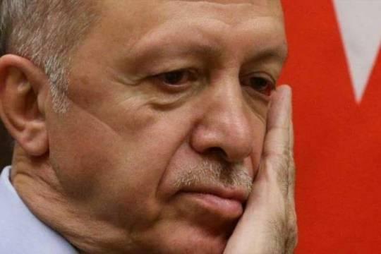 Is Erdogan's political chances in Turkey declining?