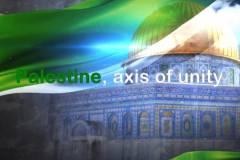 Palestine, axis of unity